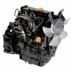 Двигатель Yanmar 3TNV76-GGE