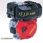 Дизельный двигатель Lombardini 15LD 440