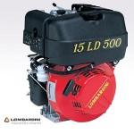 Дизельный двигатель Lombardini 15LD 500