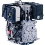 Дизельный двигатель Hatz 1D41