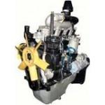 Дизельный двигатель ММЗ Д243С-666