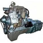Дизельный двигатель ММЗ Д245.30Е2-1802