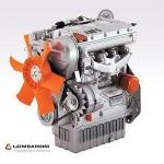Дизельный двигатель Lombardini LDW 1404