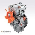 Дизельный двигатель Lombardini LDW 702