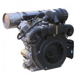 Дизельный двухцилиндровый двигатель Green Field  KD2V86F-1