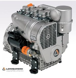 Дизельный двигатель Lombardini 11LD 626/3