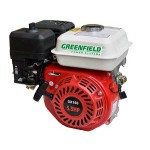 Двигатель Green Field GF 168 F