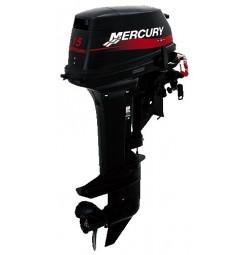 Лодочный мотор Mercury 15M SeaPro двухтактный