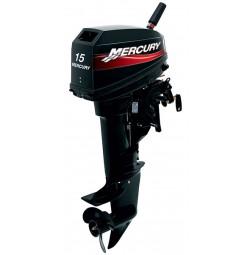 Лодочный мотор Mercury 15M двухтактный