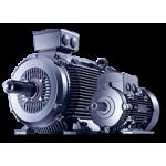 Электродвигатель 4AMH160S6/18НЛБ для привода лифтов